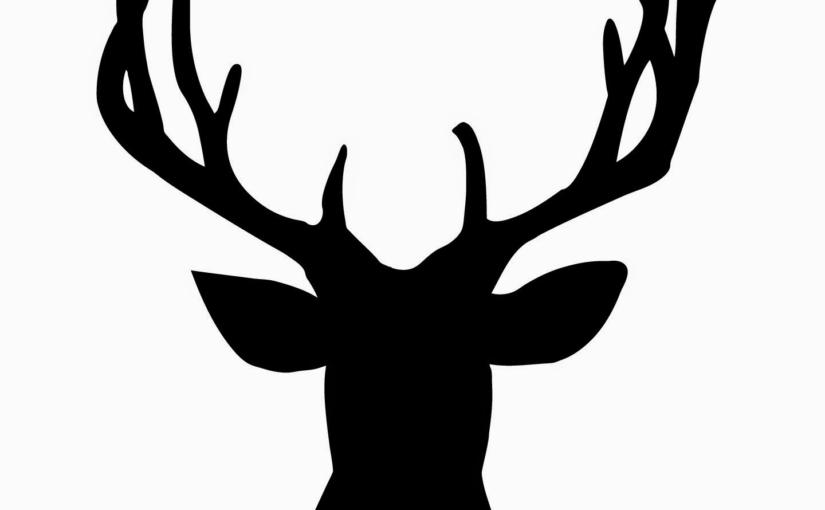 Oh deer! Christmas is almost here!