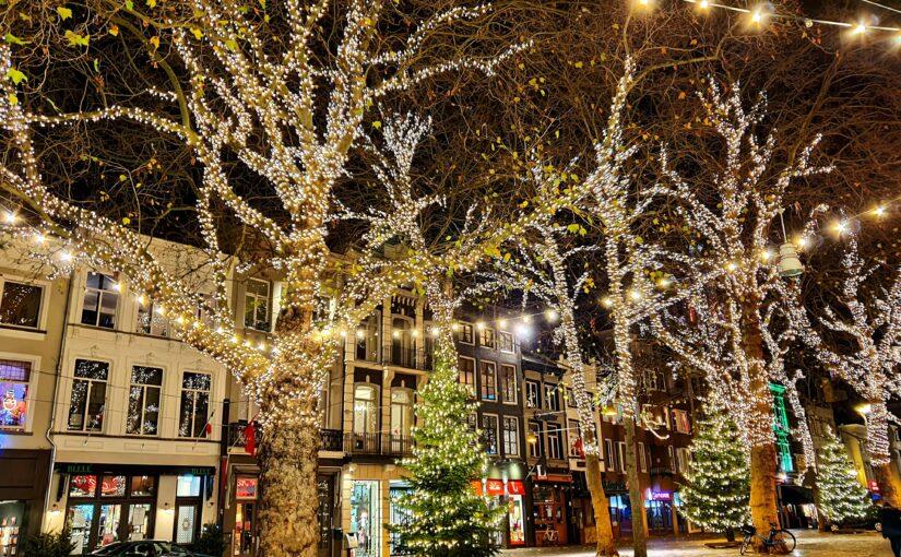 12 kerstweetjes voor bij je (digitale) kerstborrel